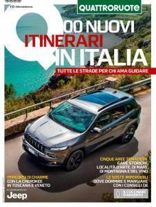 Quattroruote Italia - 100 nuovi itinerari in Italia (2017)