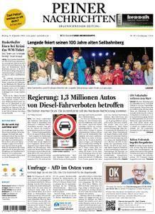 Peiner Nachrichten - 17. September 2018