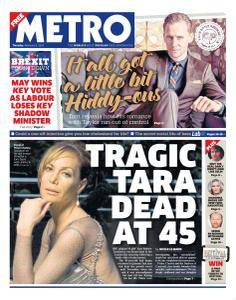 Metro UK - February 9, 2017