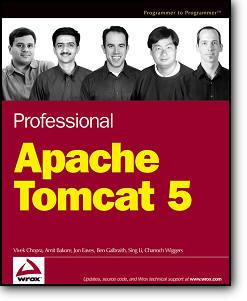 Vivek Chopra, et al, «Professional Apache Tomcat 5»