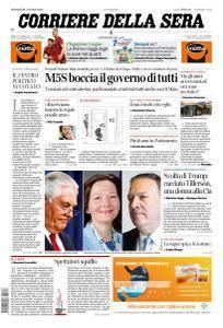 Corriere della Sera - 14 Marzo 2018