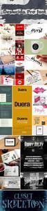 Mix Fonts Bundle 94