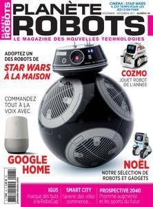 Planète Robots - novembre 01, 2017