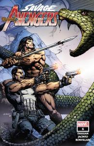 Savage Avengers 006 2019 Digital Zone