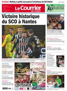 Le Courrier de l'Ouest Cholet – 22 décembre 2019