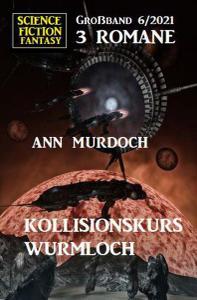 Uksak Science Fiction Fantasy Großband - Nr.6 2021