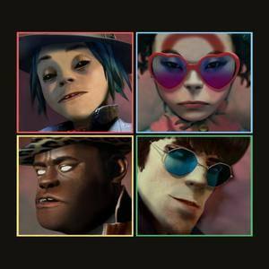 Gorillaz - Humanz (Deluxe Edition) (2017)