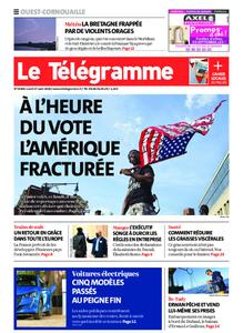 Le Télégramme Ouest Cornouaille – 17 août 2020