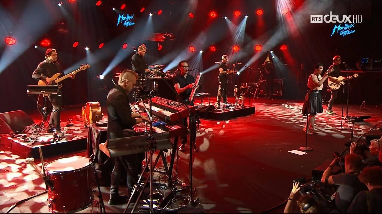Montreux Jazz Festival 2015 >> Caro Emerald - Montreux Jazz Festival 2015 [HDTV 720p