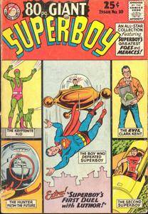 80 Page Giant 010 - Superboy