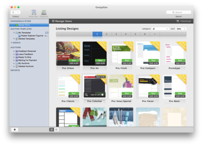 GarageSale 6.9.3 (Mac OS X)