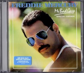 Freddie Mercury - Mr. Bad Guy (1985) {2019, Special Edition}