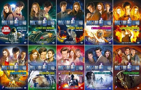 """Doctor Who"", Collection 10 Tomes + 4 Hors Série"