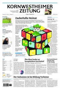 Kornwestheimer Zeitung - 13. Oktober 2017