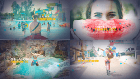 VideoHive Summer Opener 22052483