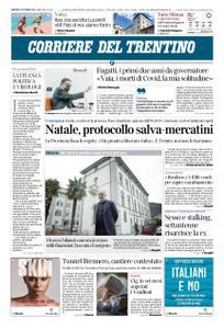 Corriere del Trentino – 23 ottobre 2020