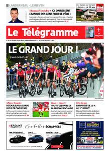 Le Télégramme Landerneau - Lesneven – 26 juin 2021