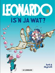 "Strip - ""Leonardo - 03 - Is 'n Ja Wat cbr"