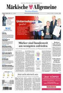 Märkische Allgemeine Westhavelländer - 12. Oktober 2018