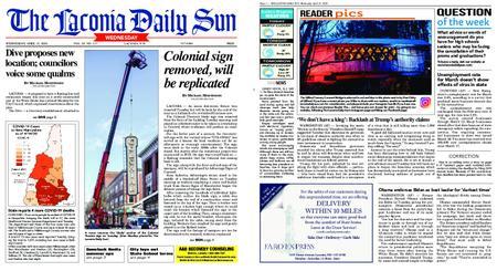 The Laconia Daily Sun – April 15, 2020