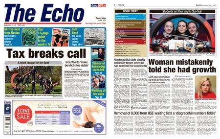 Evening Echo – April 06, 2019