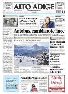 Alto Adige - 23 Febbraio 2018