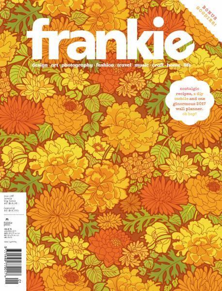 frankie Magazine - January-February 2017