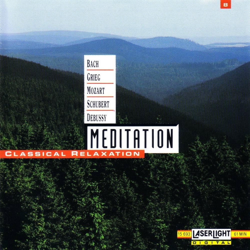 V.A. - Meditation: Classical Relaxation [10 CD Set] (1991) [Reissue 2002]