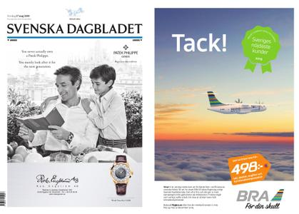 Svenska Dagbladet – 17 maj 2019