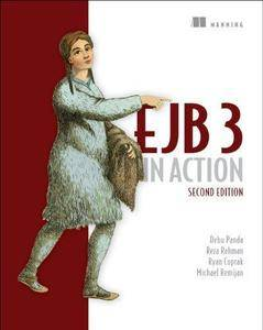 EJB 3 in Action, 2nd edition (Repost)