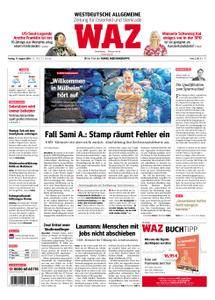 WAZ Westdeutsche Allgemeine Zeitung Oberhausen-Sterkrade - 17. August 2018