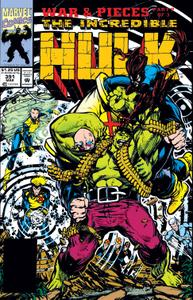 Incredible Hulk 391 1992