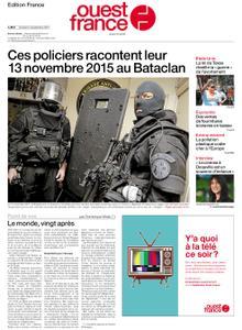 Ouest-France Édition France – 03 septembre 2021
