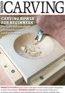 Woodcarving - March/April 2020