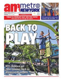 AM New York - June 23, 2020
