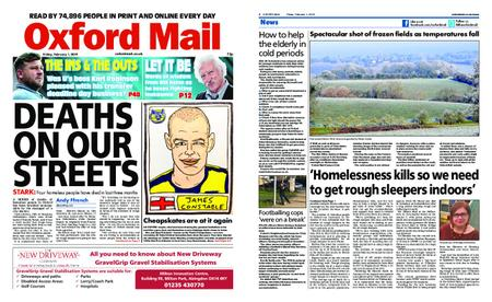 Oxford Mail – February 01, 2019