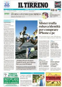 Il Tirreno Livorno - 28 Aprile 2019