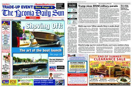 The Laconia Daily Sun – August 18, 2018
