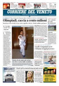 Corriere del Veneto Vicenza e Bassano – 21 settembre 2018