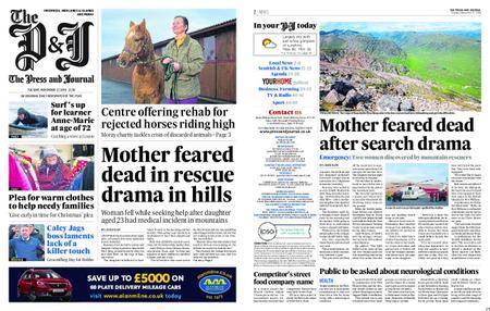 The Press and Journal Moray – November 27, 2018
