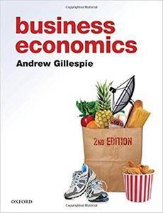 Business Economics, 2nd Edition