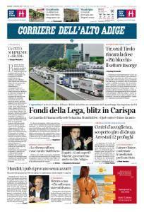 Corriere dell'Alto Adige - 14 Giugno 2018