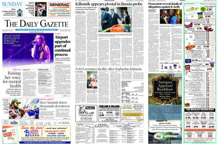 The Daily Gazette – February 24, 2019