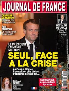 Journal de France - avril 2020