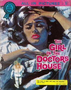 Blue Rosette Romances 076 - The Girl in the Doctor's House (Mr Tweedy