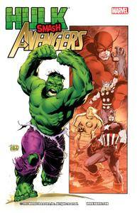 Hulk Smash The Avengers