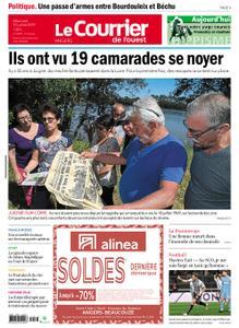 Le Courrier de l'Ouest Angers – 10 juillet 2019