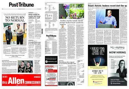 Post-Tribune – May 02, 2018