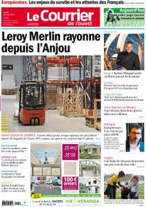 Le Courrier de l'Ouest Angers – 20 mai 2019