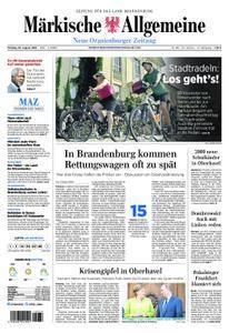 Neue Oranienburger Zeitung - 20. August 2018